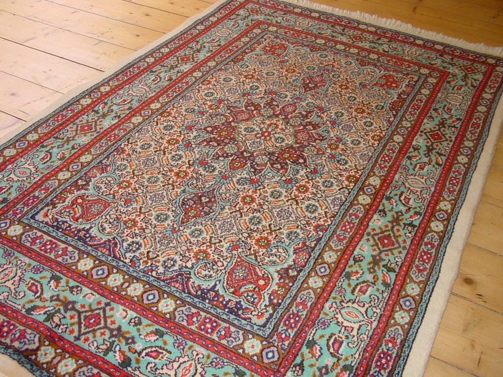 Perzisch Tapijt Tweedehands : Perzische tapijten